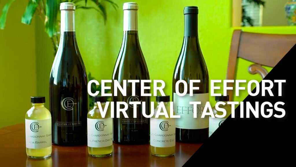 Exclusive Access to Your Perfect Wine With Center of Effort