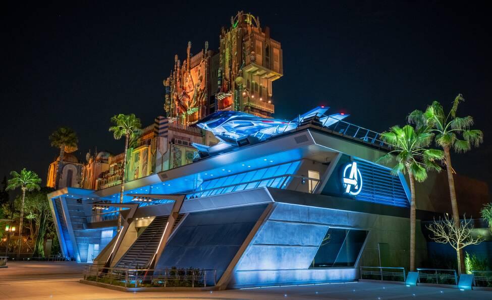 Avengers Campus Unveiled in Opening Ceremony at Disney California Adventure Park