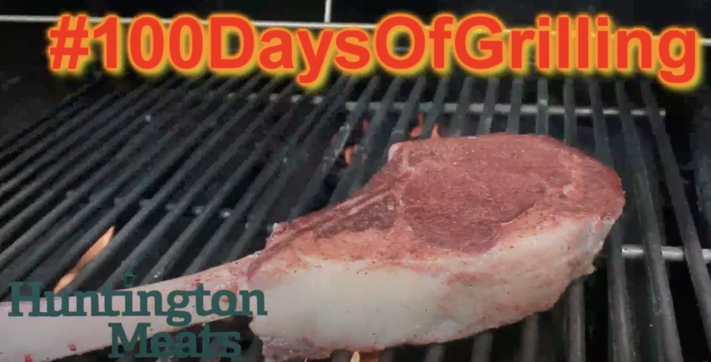 Huntington Meats 100 days of Grilling – Peter Dills