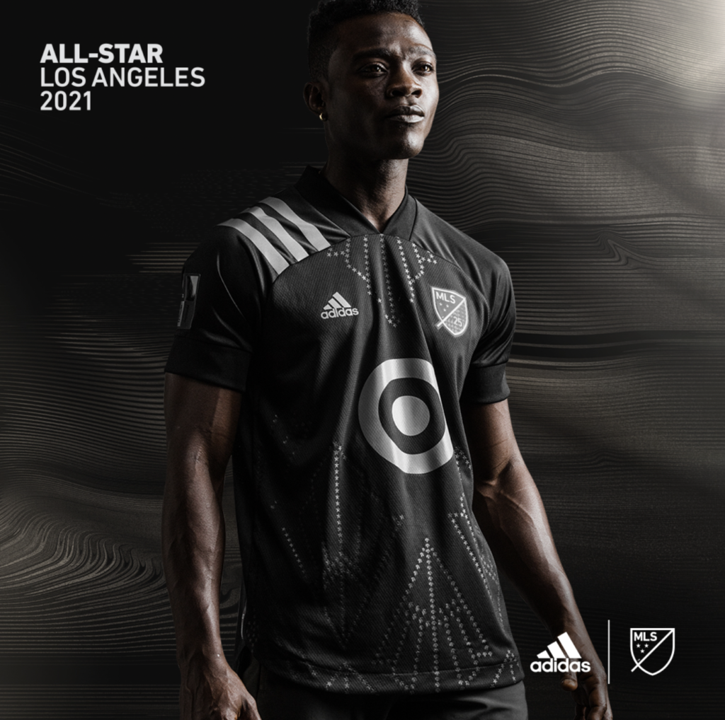 MLS and Adidas Officially Launch The 2021 MLS All-Star Jersey