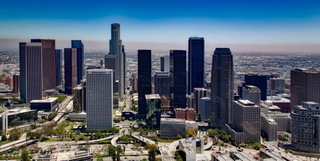 Choose the Los Angeles Fashion District as the Next Film Shoot