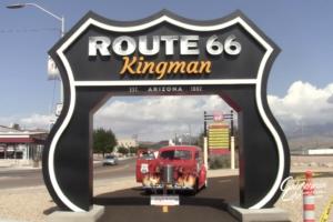 Grand Unveiling of Route 66 Landmark