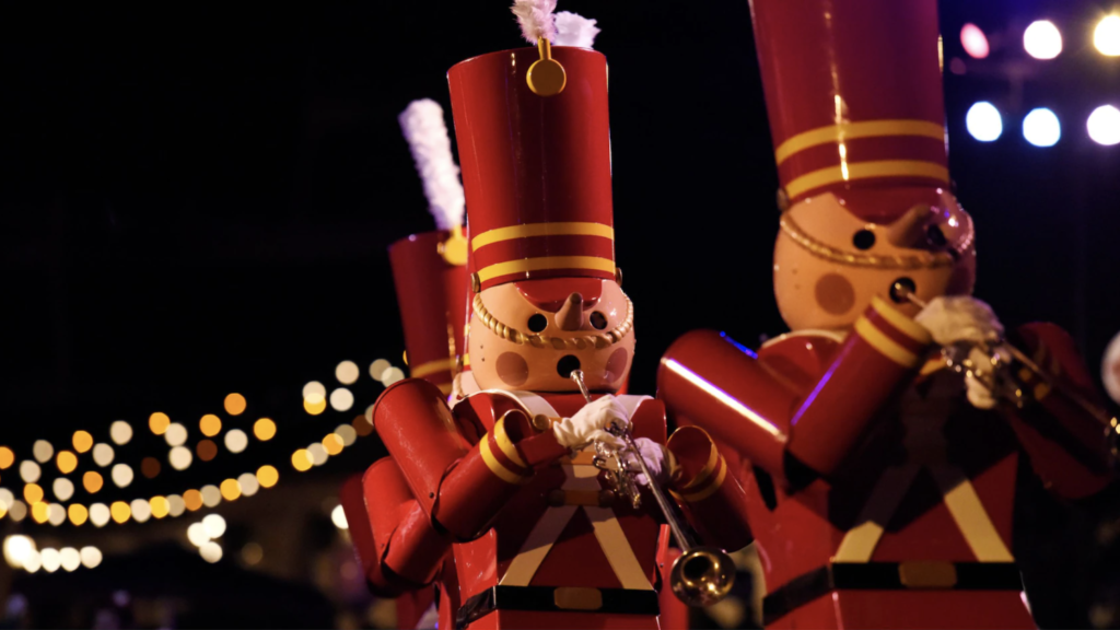 Disneyland Resort Introduces Disney Merriest Nites, an All-New, After-Hours Separate Ticketed Event at Disneyland Park on Five Nights from Nov. 11-Dec. 9, 2021