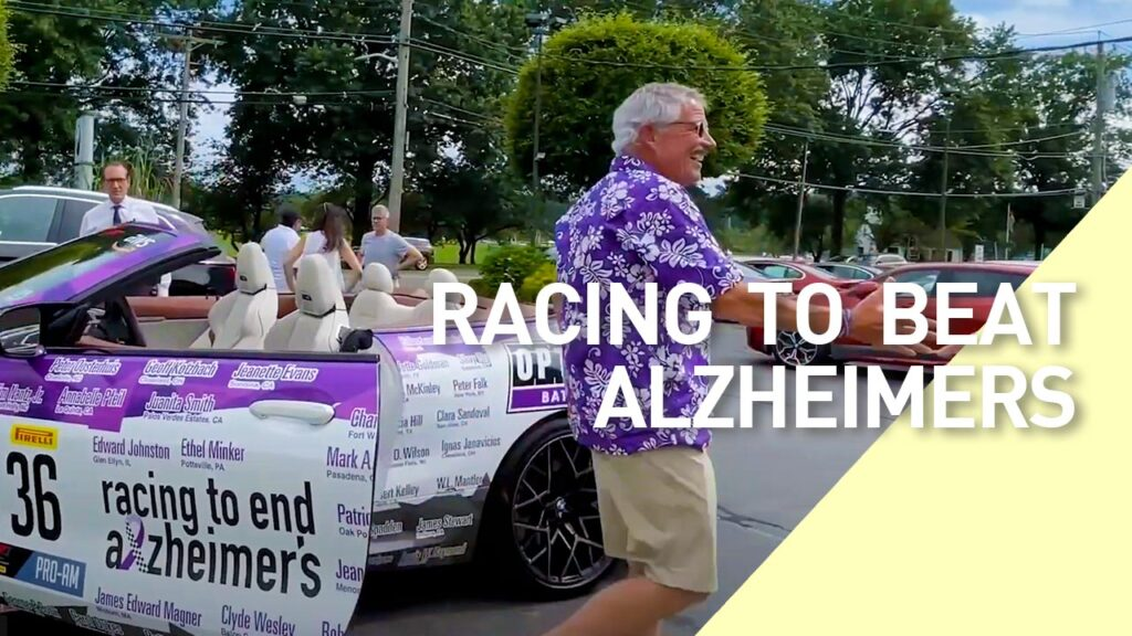 Racing to End Alzheimers