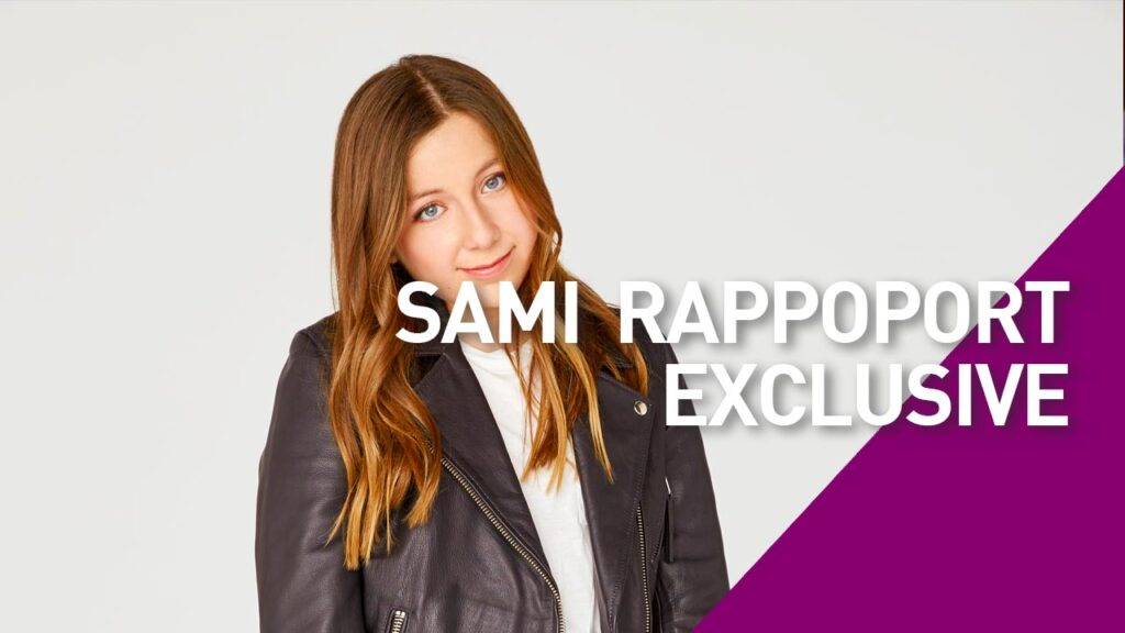 """Playing the bully — interview with Star of Hulu's 4X Emmy Nominated Hit """"Pen15"""" Sami Rappoport"""