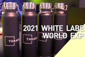 Online retail and emerging products appear at the 2021 White Label World Expo