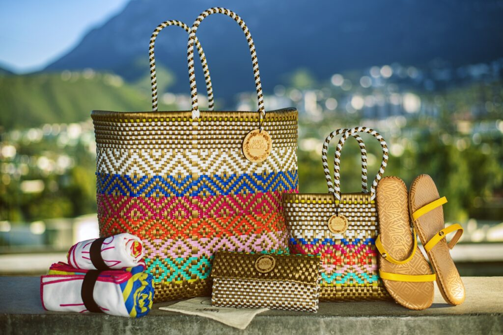 Vibrant and Handwoven, These Bags by Mexican Artisans Inspire and Delight For upcoming Fashion