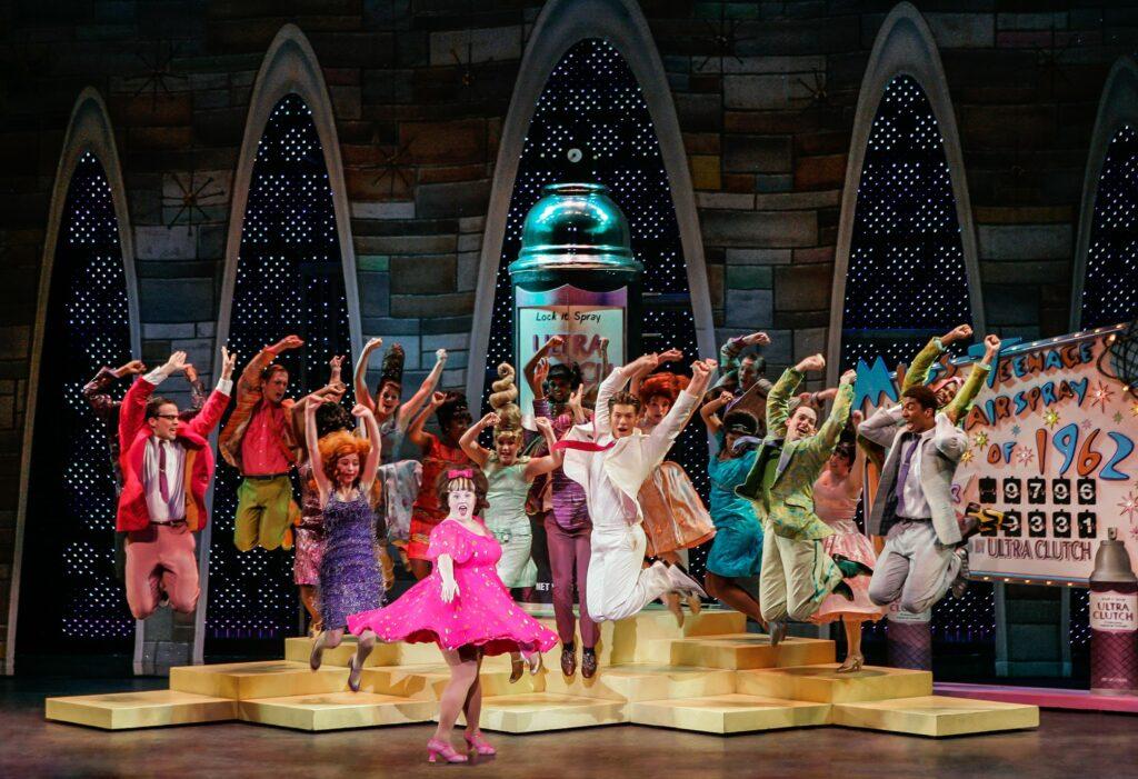 "Broadway San Diego's 44th Season Resumes with ""Hairspray"""